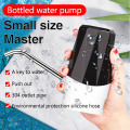 Dispensador de água elétrico recarregável usb