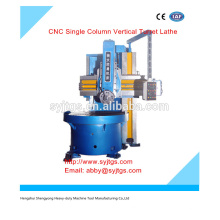 C5118A single Column CNC Vertical Turning Lathe Machine price for hot sale in stock