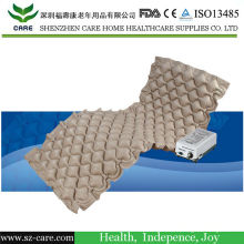CUIDADOS-- Colchão de ar anti-escaras para cama médica para pacientes em alta venda