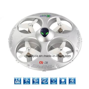 R / C Headless Modus 2.4G UFO Remote Control Spielzeug Hubschrauber