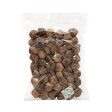 Luxian natural green organic single clove garlic noir 500g / boîte