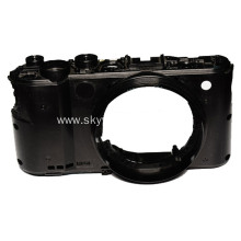 Plastic injection mold for camera housing