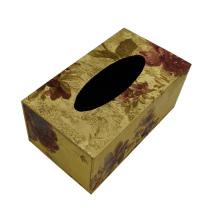 Blattmuster Tissue Box für Hotel / Büro / Gästezimmer