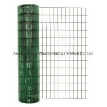 China Good Quality PVC Coated Welded Wire Mesh Fabric Amazon