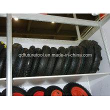 Neumático y tubo de motocicleta de tres ruedas