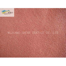 105DX200D Polyester Weft Micro Suede Fabric For Home Textile
