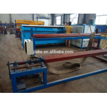 Automatic construction rolling multi spot welding machines
