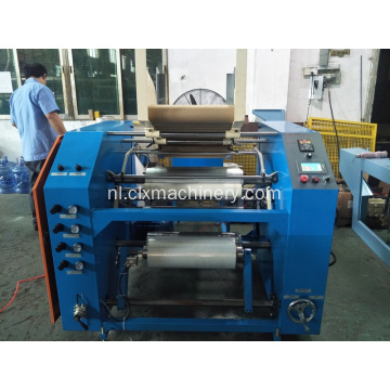Easy Cast Film Auto Rewinding Machine