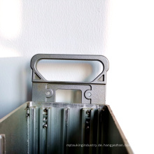 Fabrik-kundenspezifische Präzisions-Aluminium-CNC-Bearbeitungsteile