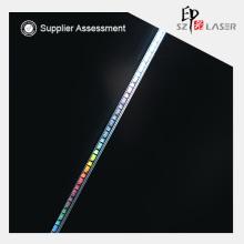 Hologram Tamper Resistant Tape For Clothing