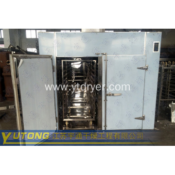 hot air circluate oven tray dryer