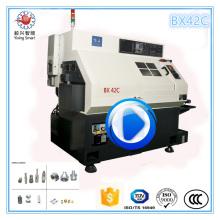 Bx42c Precision 3~42mm (Collet) 100mm (Chuck) , Mitsubishi M70b CNC Lathe Machine