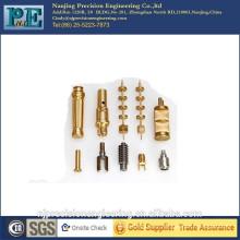 Precision cnc personalizado de metal de mecanizado de hardware de montaje