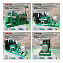 50/60 Hz Holz Gas Reis Rumpf Generator zum Verkauf