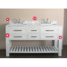Canada Modern Bathroom Cabinet