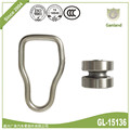 Stainless Steel Assembly Hanger curtain track roller