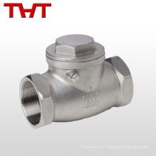 один из способов воды стальной обратный топливный клапан из нержавеющей