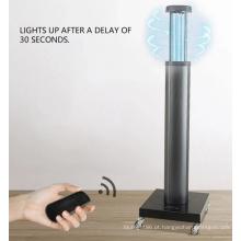 lâmpadas ultravioleta de iluminação profissional com ozônio