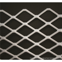 Raised or Flatted Expanded Metal/ Expanded Wire Mesh