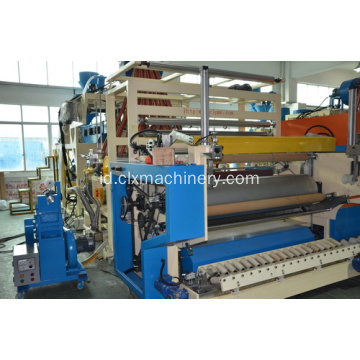 High-end Stretch Film Machinery dalam Promosi
