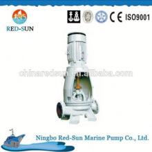 Best price single suction water water heat pump