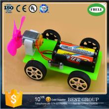 DIY Air Powered Car Technologie Modellauto von Kinder Lernspielzeug (FBELE)