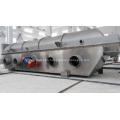 Material de la batería Secador de lecho fluido vibrante