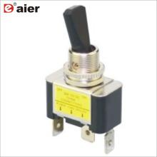 ASW-07D-2 SPST 3Pin ON-OFF Automotive Interruptor de palanca de 30 amperios con luz
