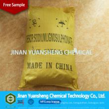 Retardadores de hormigón Lignosulfonato de calcio Polvo amarillo marrón