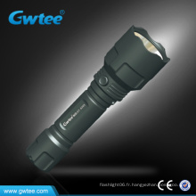 0.5 W rechargeable la plus puissante lampe torche à LED