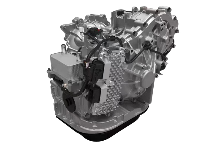 Automotive Double Clutch Variable Die Casting 1