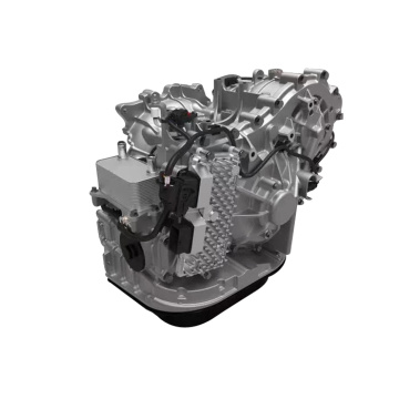 Alumínio Die Casting Automotivo Double Clutch Variable