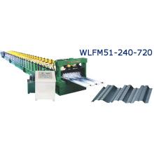 High Quality Rolling Steel Decking Machine