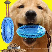 Customized Rubber Dog Toy Ball for Dogs