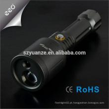Lanterna laser, lanternas laser verde para venda, lanterna elétrica de raio laser