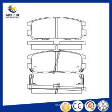 Venta caliente piezas de chasis de automóviles peso de la pastilla de freno Gdb1187 / 21875 / D580 / 8970352660