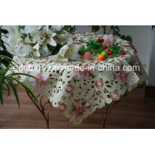 0667 Embroidery Table Cloth