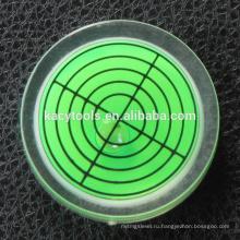 32x12mm мини-круглый пузырьковый уровень