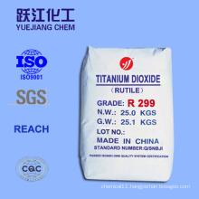 China Manufacturer Rutile Titanium Dioxide Closed to R2195 Quality