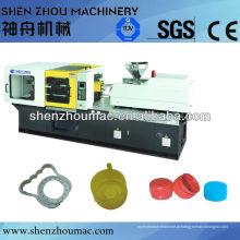 Máquina de fabricação de tampão de garrafa, máquina de moldagem por injeção