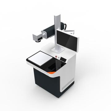 machine de marquage laser pour produits en acier inoxydable