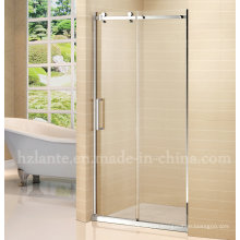 Hot CE Aprroved Stainless Steel Bathroom Shower Screen (LTS-023)