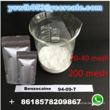 USP-Grad Benzocaine CAS 94-09-7 Anestesico-aktueller Anästhesie-China-Hersteller