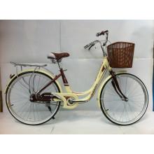 "New Model 26"" City Bike Lady Women Bicycle (FP-LDB-043)"
