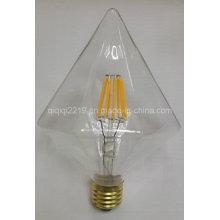 Sharp Diamond 5W LED Filament Bulb