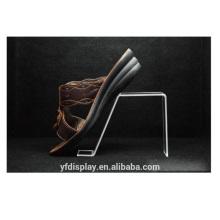 Acryl-Schuh-Ausstellungsstand für Verkauf