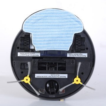 LED-Touch-Display-Vakuumroboter