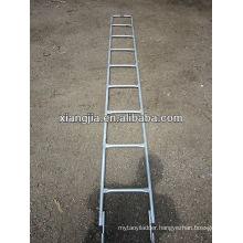 EN10219 Galvanized Steel Scaffold Ladder/ Monkey Ladder