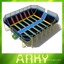 Good Quality Indoor Large Trampoline For Adults