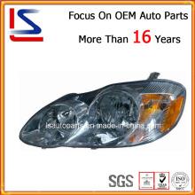 Auto Repuestos Lámpara de cabeza para Toyota Corolla ′03 (LS-TL-080-1)